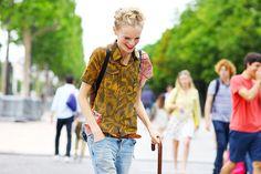 fashionisourworld:    Street Style of Paris Couture Fashion Week