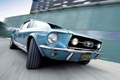If I could f**k a car, that would be the one. Sexiest ever