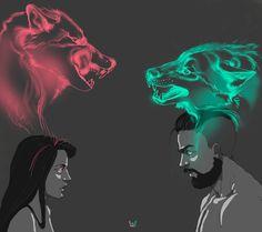 Souls by Mriiya.deviantart.com on @DeviantArt