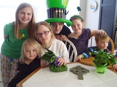 St. Patrick's Day traditions from an Irish dancing family
