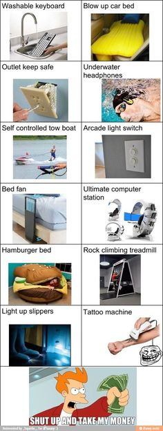 Amazing inventions / iFunny :):