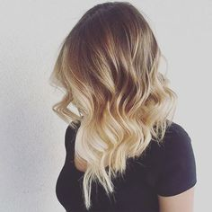 More ombre ❤️ #careforyourhair #ombre#haarstylisten#idohair#fredagsinspiration