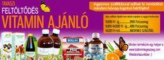 Facebook fejlécünk, Tavaszi feltöltődés vitaminokkal, ásványi anyagokkal. Facebook