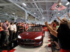 Factors Contributing To The Success Of Tesla Motors