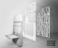 Autodesk - micro-lattice airplane
