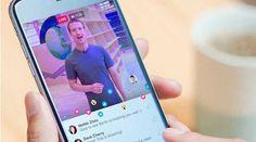 Facebook Live disponible para streaming de video, TecnoGeek  http://go.shr.lc/1Ok134P cómo interactuar con el vídeo en directo...