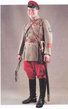 Uniforms In The Red Army | English Russia | Page 3