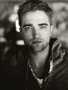 Oh Rob... I will cheat on my husband if it's with you. Don't worry he knows & learned to accept it ;-)