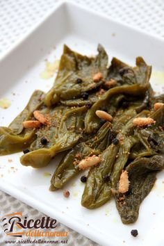 Ricetta friggitelli pangrattato Antipasto, Japchae, Italian Recipes, Italian Foods, Free Food, Green Beans, Food And Drink, Cooking Recipes, Favorite Recipes