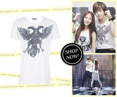 [KPOP Fashion ID] Jung Yunho Uknow, TVXQ / Tohoshinki / DBSK - Pierre Balmain Shirt