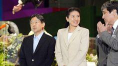 Naruhito und seine Frau Masako in Tokio. So hat die Kronprinzessin schon lange nicht mehr gestrahlt!