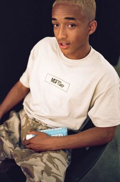 Jaden Smith in His Own Words: Why I Started a Business to Help the Environment   The star explains why he decided to help create Just Water and join the Environmental Media Association's board of directors.