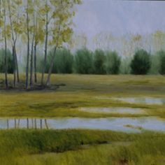 Athens Land Trust and Oconee River Land Trust exhibition & sale of art inspired by GA's natural landscapes, curated by @PaulManoguerra.