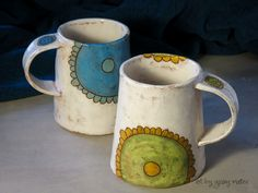 handmade ceramic by Giosy Matteu #pottery
