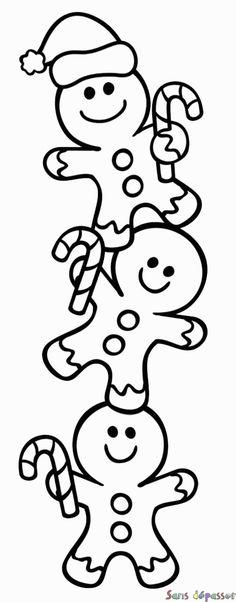 30 Moldes de Natal para Artesanato em Feltro e EVA para Baixar- Judit Kiss- Christmas Colors, Christmas Art, Christmas Projects, Winter Christmas, Christmas Decorations, Christmas Ornaments, Christmas Gingerbread Man, Gingerbread Man Drawing, Gingerbread Cookies