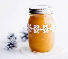 Päärynä-calvadoshillo - Kotiliesi.fi Hot Sauce Bottles, Mason Jars, Food And Drink, Mugs, Drinks, Tableware, Diy, Drinking, Beverages