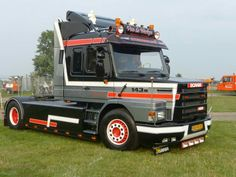 Scania 143M. 420.
