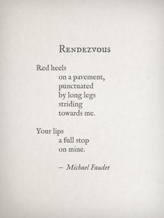 Rendezvous by Michael Faudet