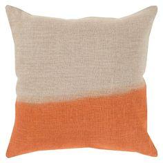Dip Dyed Toss Pillow - @ Target