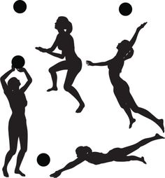 We also learned different kind of moves in volley ball Volleyball Tattoos, Volleyball Cakes, Volleyball Mom, Coaching Volleyball, Volleyball Players, Volleyball Positions, Volleyball Silhouette, Pyrography Designs, Sport Cakes