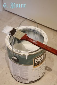 Before we bought this house I probably couldn't even tell you what to use  caulking for, besides the tub! But after installing hundreds and hundreds  of feet in new baseboards in trimwork I think I have become somewhat of a  pro. Not only because I know how to do it, but because I have mastered a