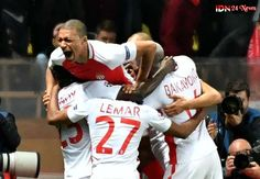 Berita Olahraga :AS Monaco Borussia Dortmund (Agregat As Monaco, Manchester City, News, Sports, Borussia Dortmund, Hs Sports, Sport