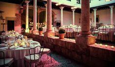 Boda en el claustro de Palacio Montarco #wedding