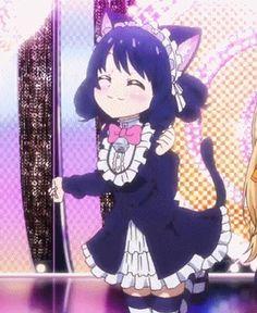 The perfect Anime Dancing Cat Animated GIF for your conversation. Discover and Share the best GIFs on Tenor. Anime Neko, Lolis Neko, Chica Anime Manga, Show By Rock Cyan, Show By Rock Anime, Loli Kawaii, Kawaii Anime Girl, Anim Gif, Cute Anime Pics