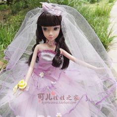 (43.69$)  Buy here  - 27.5cm  Original  kurhn doll Wedding Series   Brinquedos Meninas Bonecas Children Christmas Gift Kid Hobby  9021