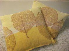Vintage fabric cushions made by Jodi-jo Retro