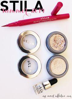 Stila Cosmetics Summer 2014 - My Newest Addiction Beauty Blog