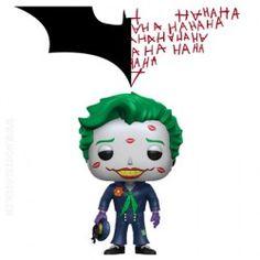 Funko Pop! DC Bombshells Joker With Kisses Edition Limitée