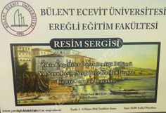 BEÜ'DEN RESİM SERGİSİ | - yeniufuk.com.tr