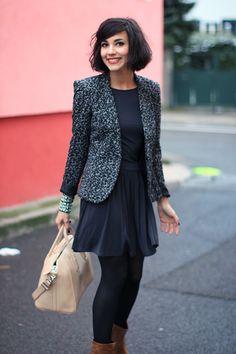 Et pourquoi pas Coline: blog mode et beauté