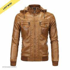SKU: NTXF8SBZTG04V7 Color: LIGHT BROWN Size: 2XL, 4XL Category: Men > Men's Jackets & Outerwears Price: US $64.1 | PKR… #Vivoren #Fashion
