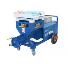 ChengGong PC 15 Mortar Spray Machine is spcially used for the Mortar spray, and also the other construction materials, such as the fireproof paint, refractory materials, putty coating and common coating and etc. It can also considered as supplement for the automatic wall plastering machine, as it can not only spray the interior but also exterior wall and the ceiling. Free from the limitation of the areas, enviroment ChengGong PC 15 Mortar Spray Machine is spcially used for the Mortar spray…