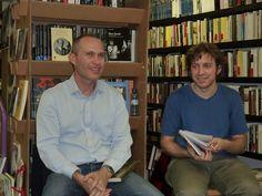 Presentación de «Caribou Island», de David Vann (Ed. Mondadori) - Con Daniel Gascon.