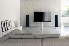Die richtige Position für den Fernseher