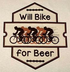 Will bike...