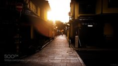 Kyoto streets. by LuceCattura Street Photography #InfluentialLime