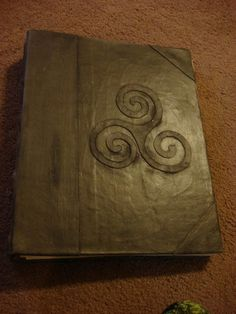 Medieval Huge Book of Shadows Journal Spirituality by IvyWynd, $600.00