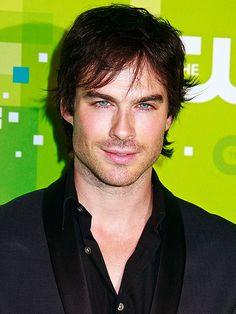 IAN SOMERHALDER FOR CHRISTIAN GREY!