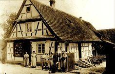 Les potiers de Soufflenheim, un peu d'histoire…