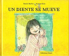 Libro infantil: Un diente se mueve.