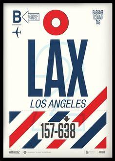 Flight Tag Prints Vol. 2 by Neil Stevens