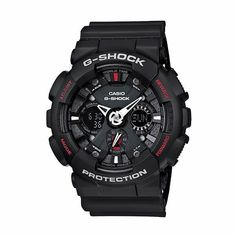 Casio Watch G Shock Men [Tin] GA 120 1A