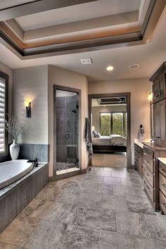 31+ Walk-In Bathroom Ideas that Will Make You Jealous – Home Design Geek's