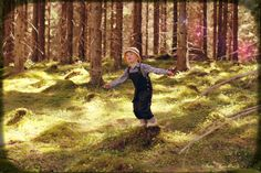 Finnish forest calls to play.