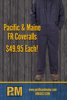 FR Coverall - Clearance