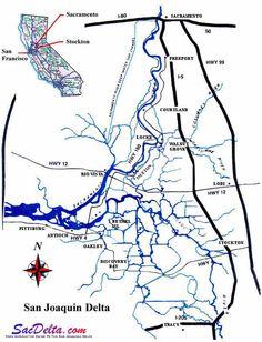 San Joaquin Delta